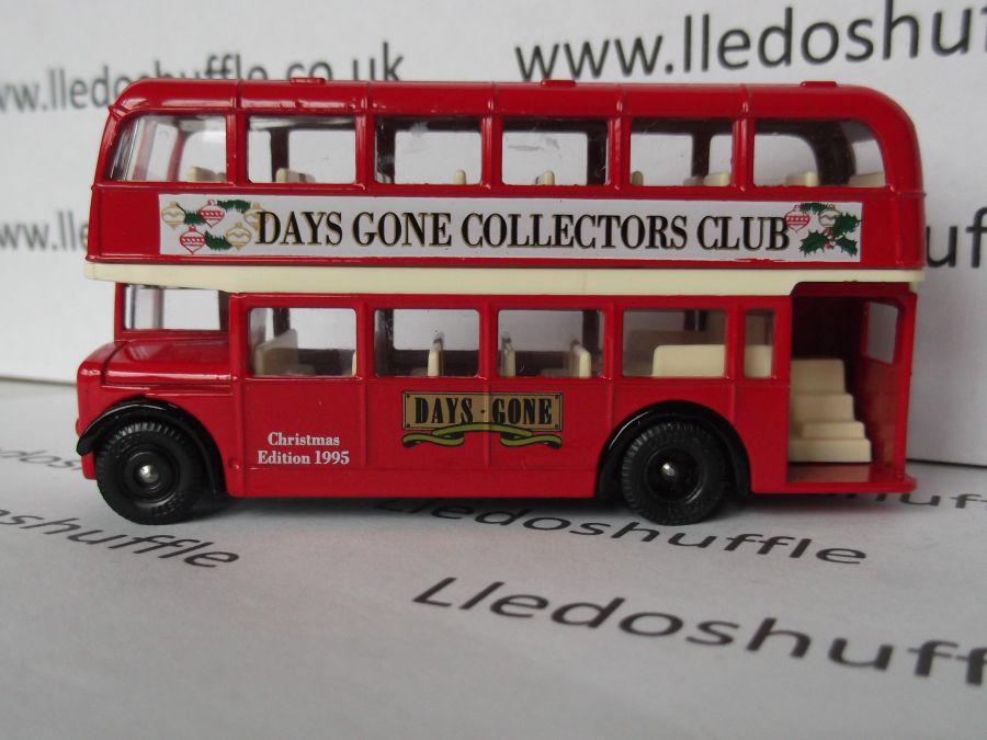 DG75002, Bristol LD6G Lodekka Bus, Club, Christmas Edition 1995
