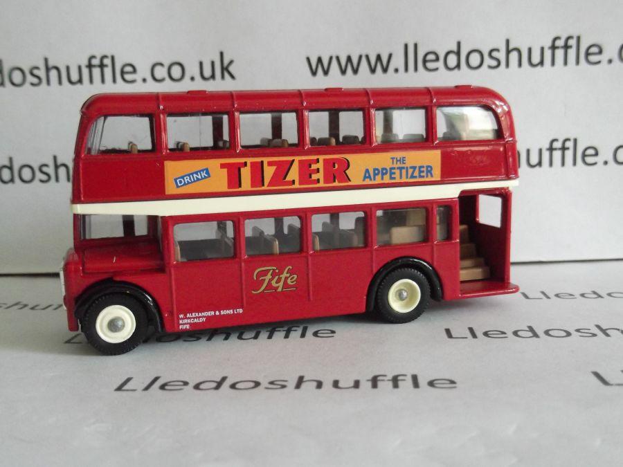 DG75003, Bristol LD6G Lodekka Bus, Club, Fife, Tizer