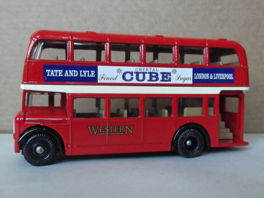 DG75006, Bristol LD6G Lodekka Bus, Western, Tate & Lyle