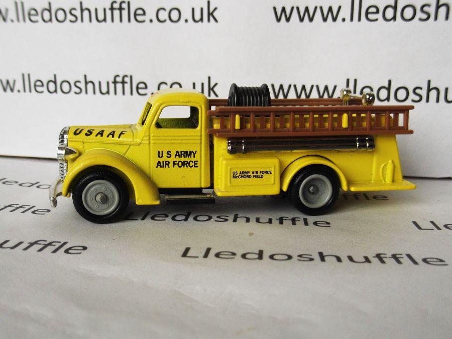 DG79000, Ford Fire Engine, USAAF