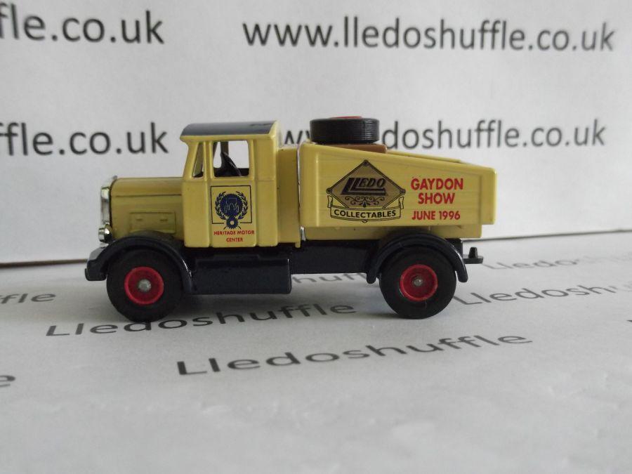 DG80001, Scammell Tractor Unit, Gaydon 1996 Show Model