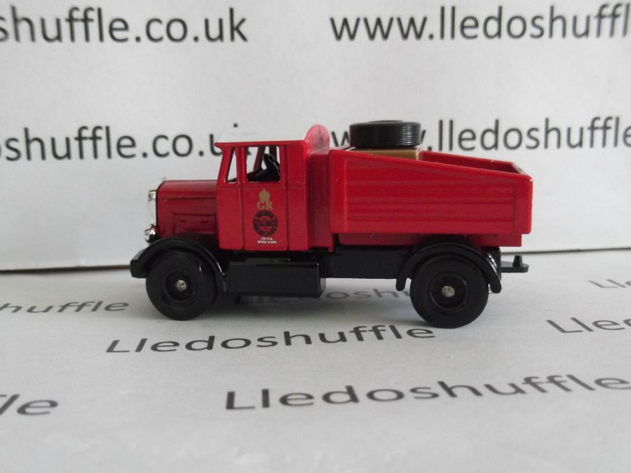 DG80004, Scammell Tractor Unit, Royal Mail