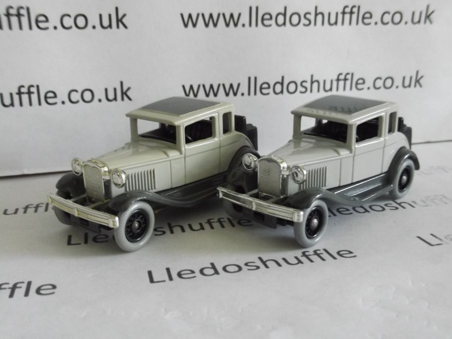 DG82000, Model A Ford Coupe, Grey