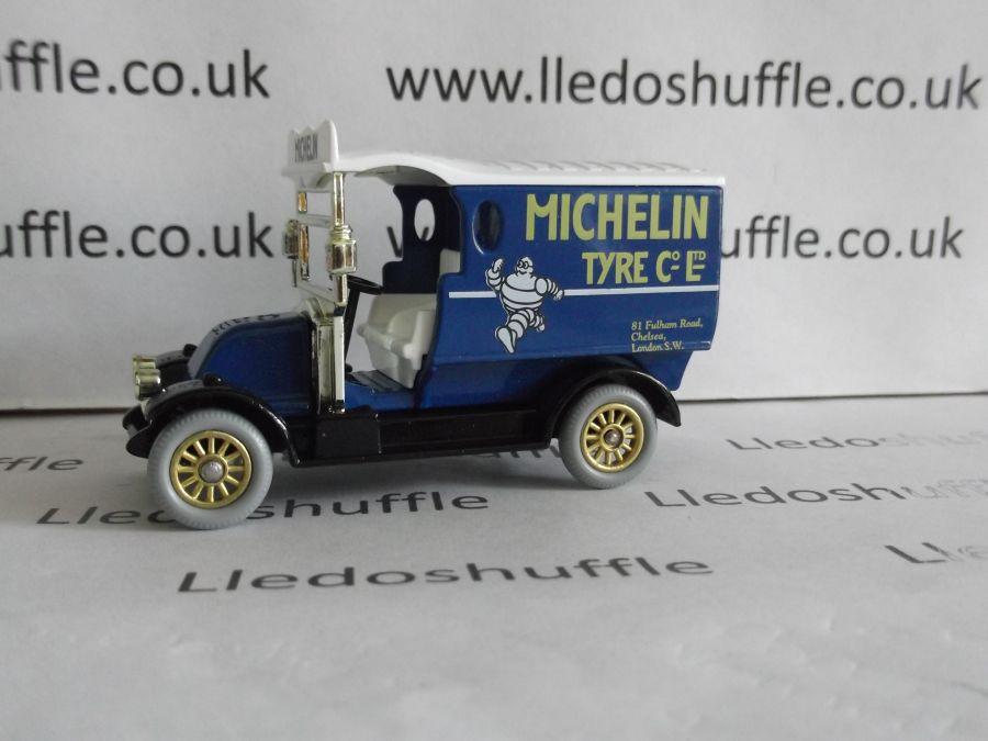 DG85001, Renault Van, Michelin Tyre Co