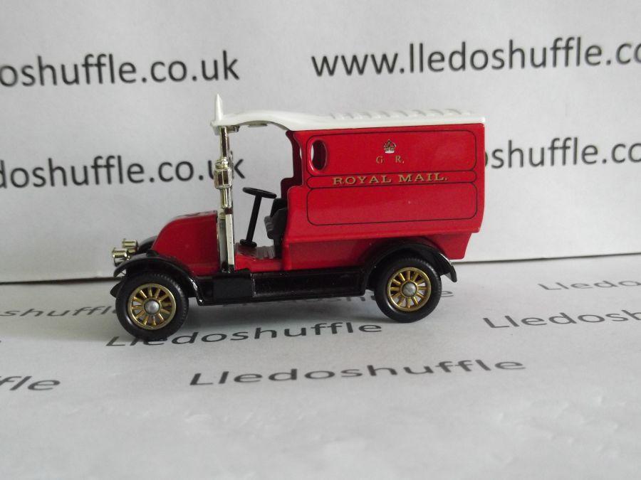 DG85002, Renault Van, Royal Mail