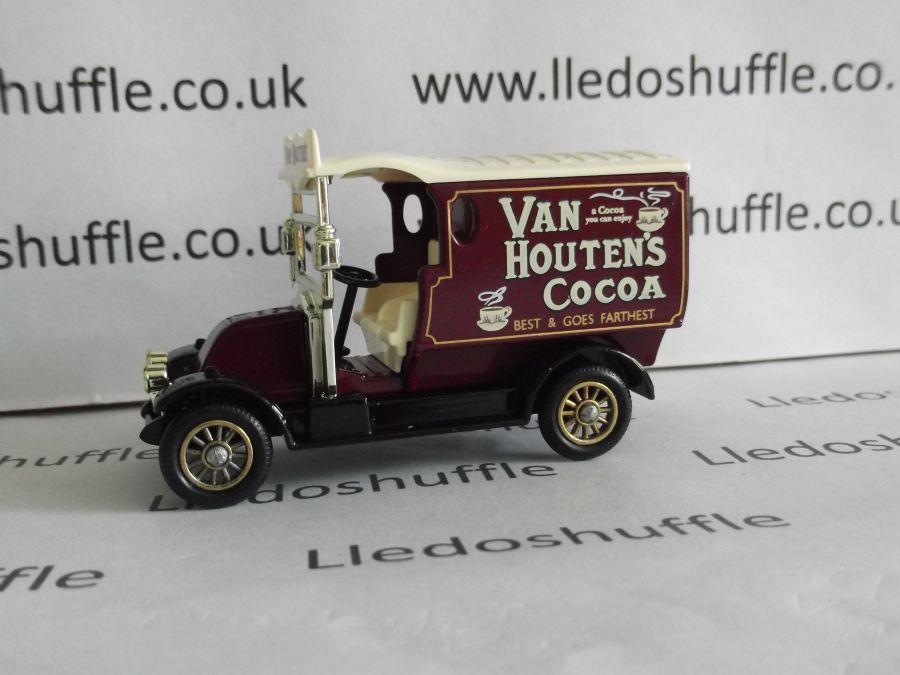 DG85004, Renault Van, Van Houtens Cocoa