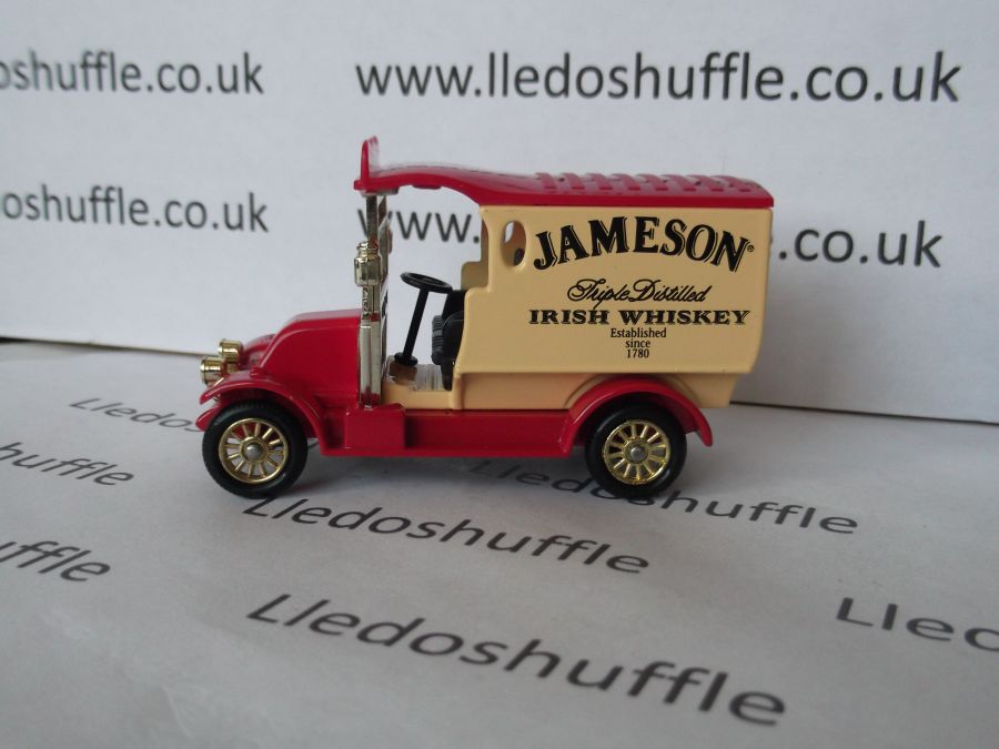 DG85017, Renault Van, Jameson Irish Whiskey