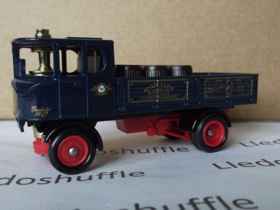 DG88001, Sentinel 4w Dropside Steam Wagon, McMullen Ales
