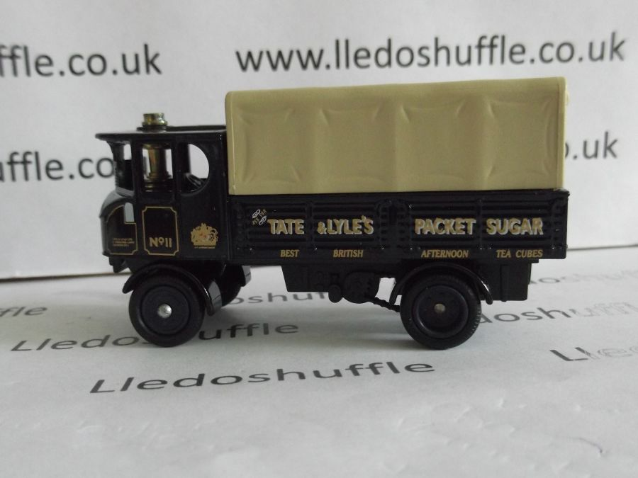 DG88005, Sentinel 4w Dropside Steam Wagon, Tate & Lyle