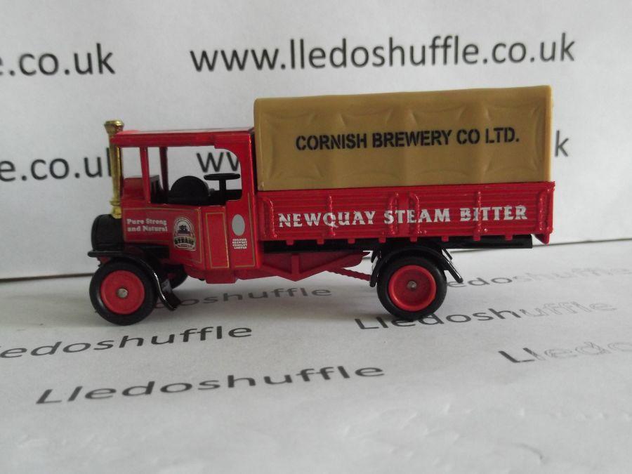 DG91000, Foden Steam Wagon, Newquay Steam Beer