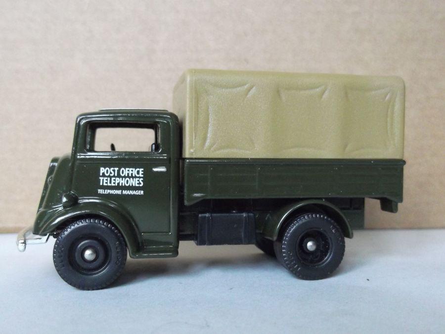 DG100002, Fordson 7v Truck, Post Office Telephones