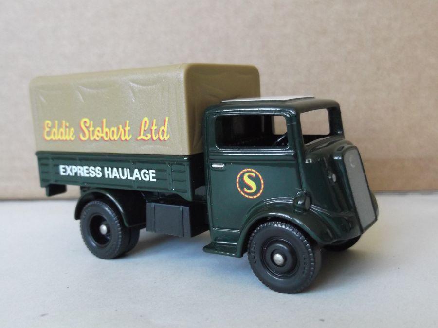 DG100003, Fordson 7v Truck, Eddie Stobart