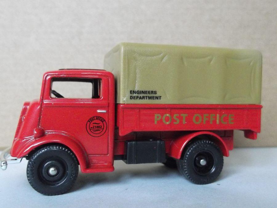 DG100005, Fordson 7v Truck, Post Office