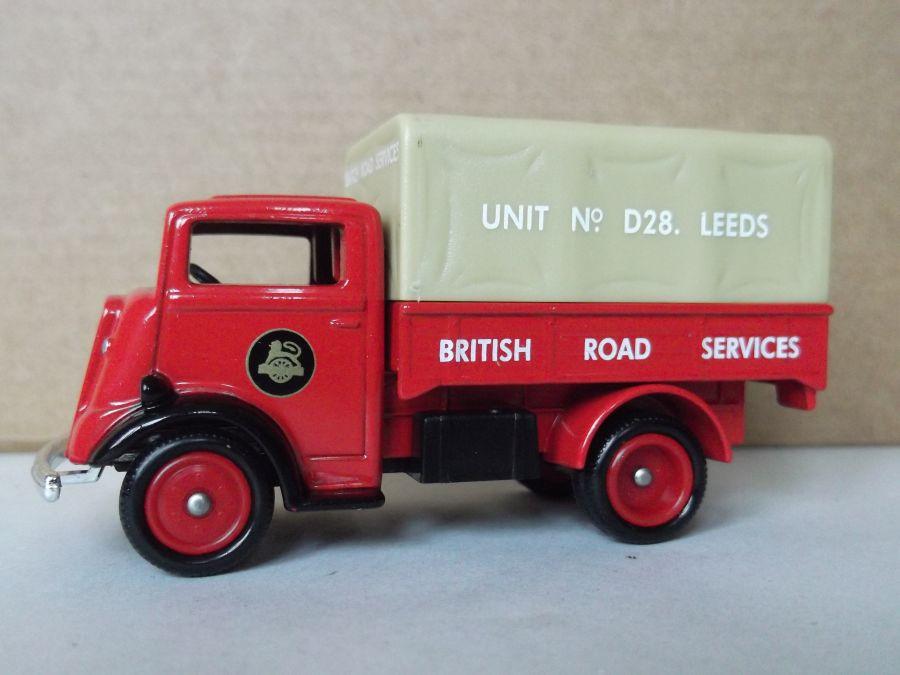 DG100008, Fordson 7v Truck, BRS