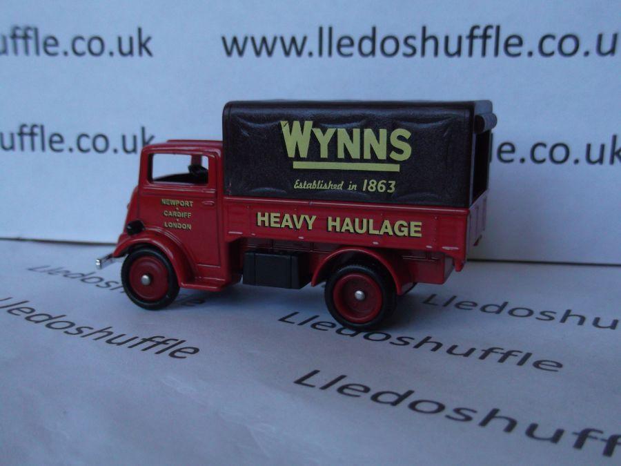 DG100009, Fordson 7v Truck, Wynns