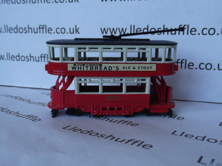 DG108000, Dick Kerr Preston Tram, London United - Whitbread