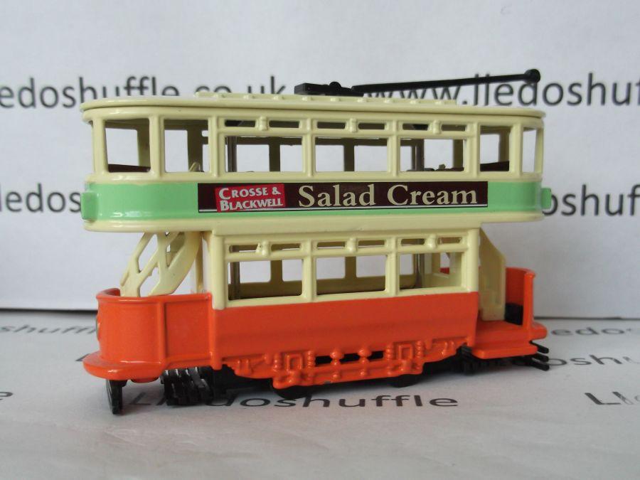DG108002, Dick Kerr Preston Tram, Glasgow - Crosse & Blackwell