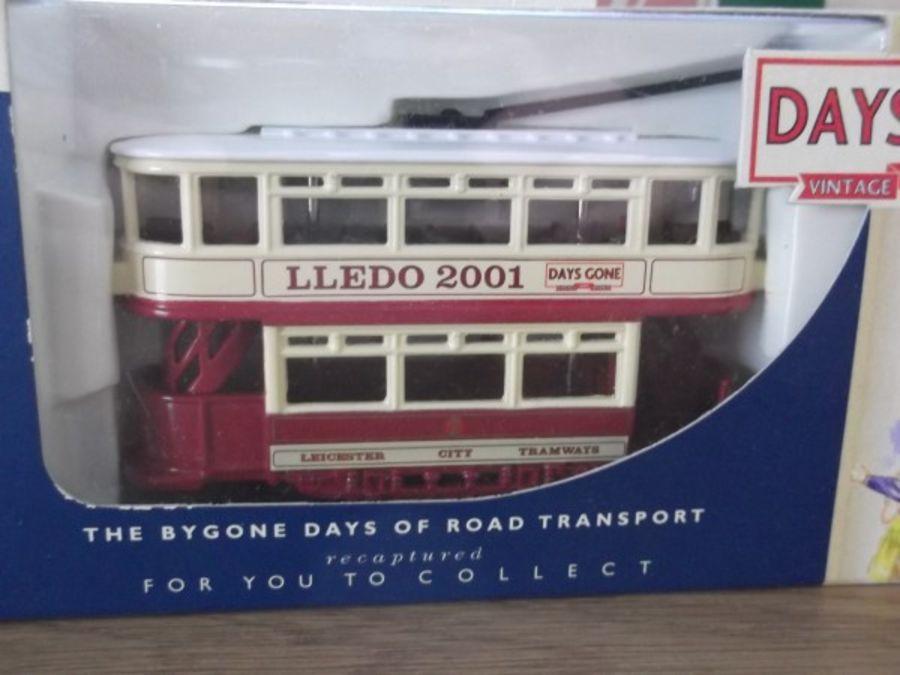 DG108003, Dick Kerr Preston Tram, Leicester City Tramways, Show Model 2001