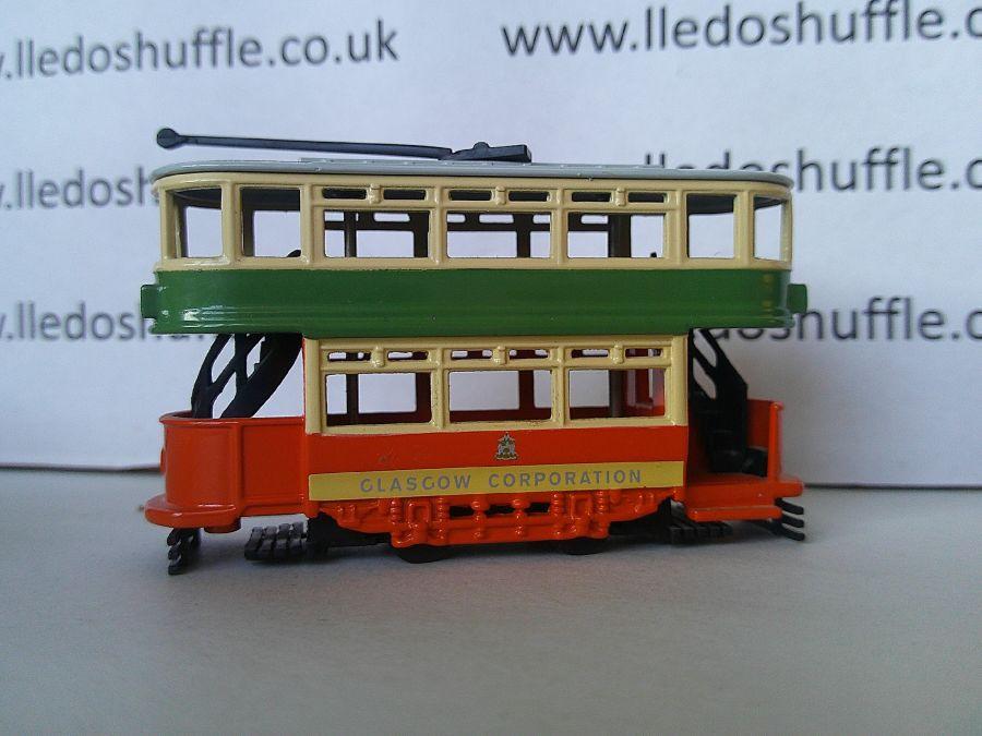 DG108005, Dick Kerr Preston Tram, Glasgow Corporation