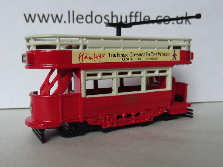 DG109001, Dick Kerr Open Top Tram, London United - Hamleys