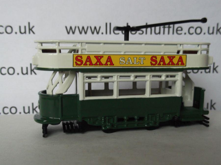 DG109002, Dick Kerr Open Top Tram, Blackpool - Saxa Salt