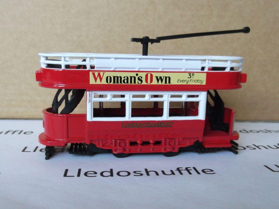 DG109003, Dick Kerr Open Top Tram, London Tpt - Womans Own