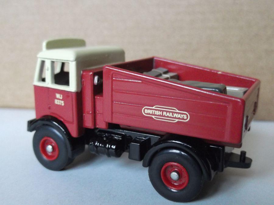 DG114000, AEC Mammoth Ballast Box, British Railways