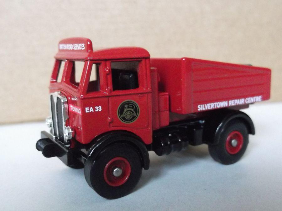 DG114003, AEC Mammoth Ballast Box, BRS Silvertown Repair Centre