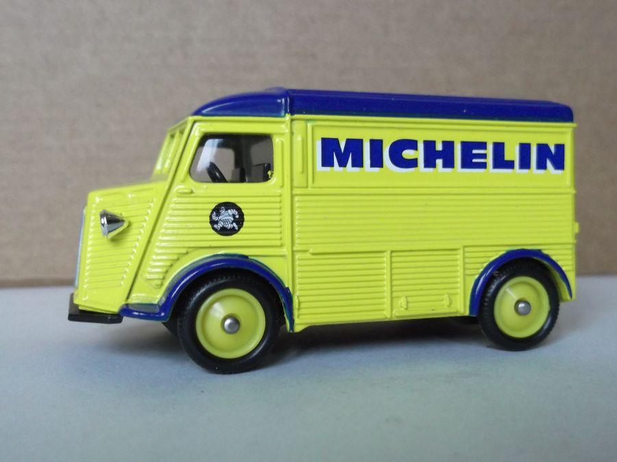 DG119000, Citroen H Van, Michelin