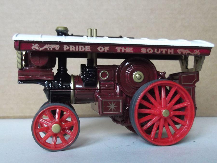 DG125005, Burrell Showmans Steam Road Locomotive, Pride of the South