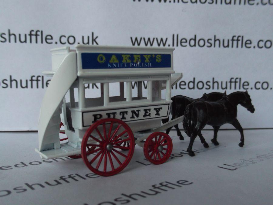 DG04003, Horse Drawn Omnibus, Oakeys, Putney