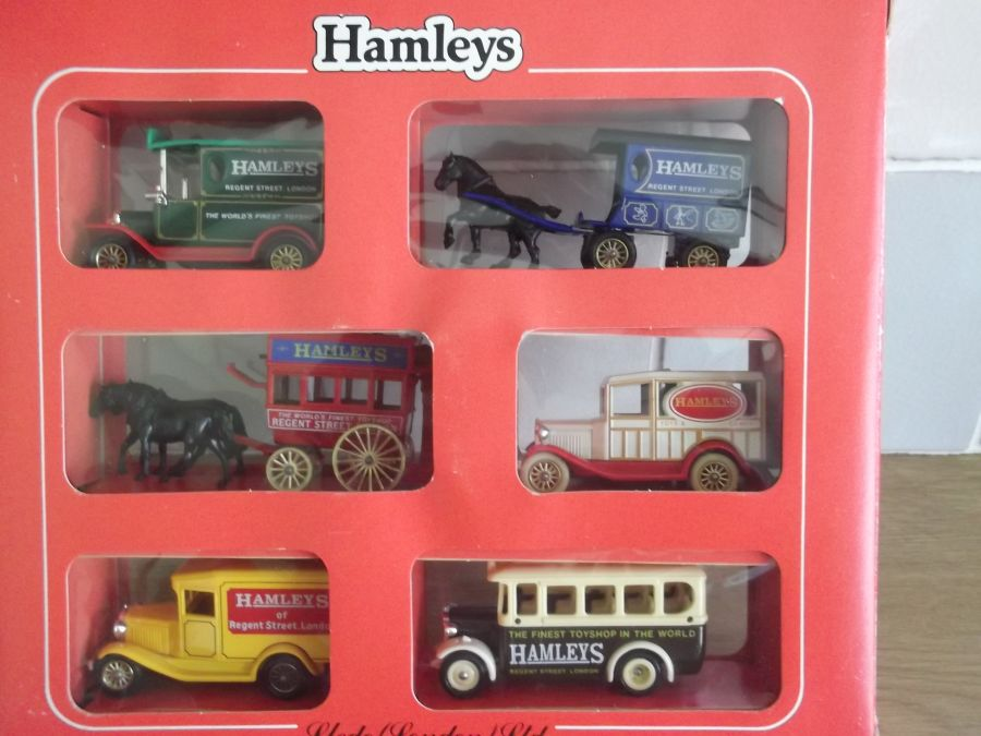 Hamleys Collection, 6 piece Set
