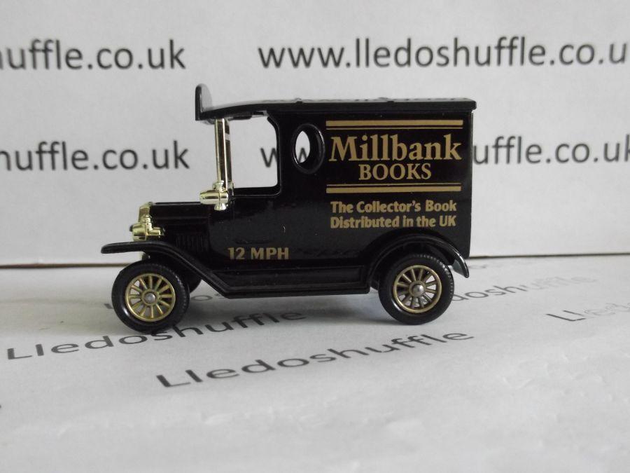 DG06070, Model T Ford Van, Millbank Books