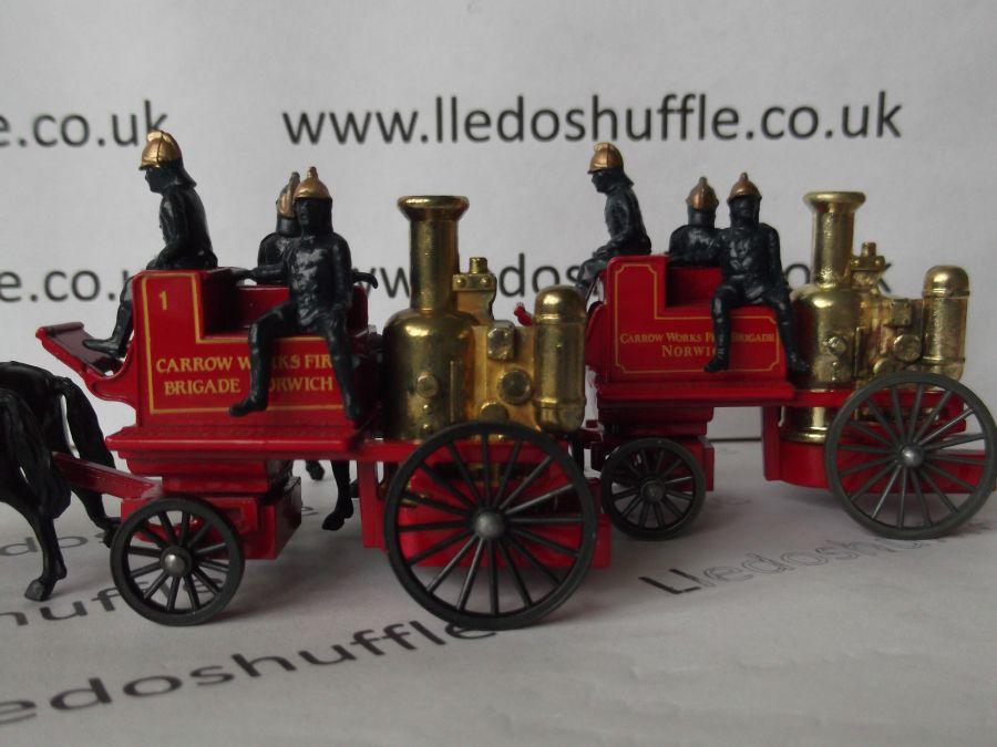 DG05009, Shand Mason Horse Drawn Fire Engine, Carrow Works Fire Brigade, Norwich