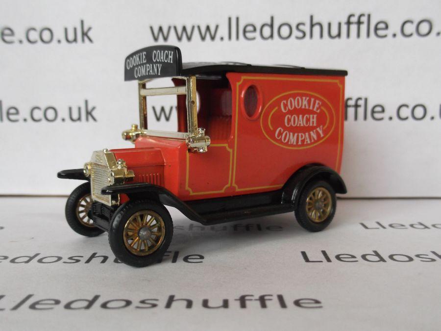 DG06002b, Model T Ford Van, Cookie Coach Company