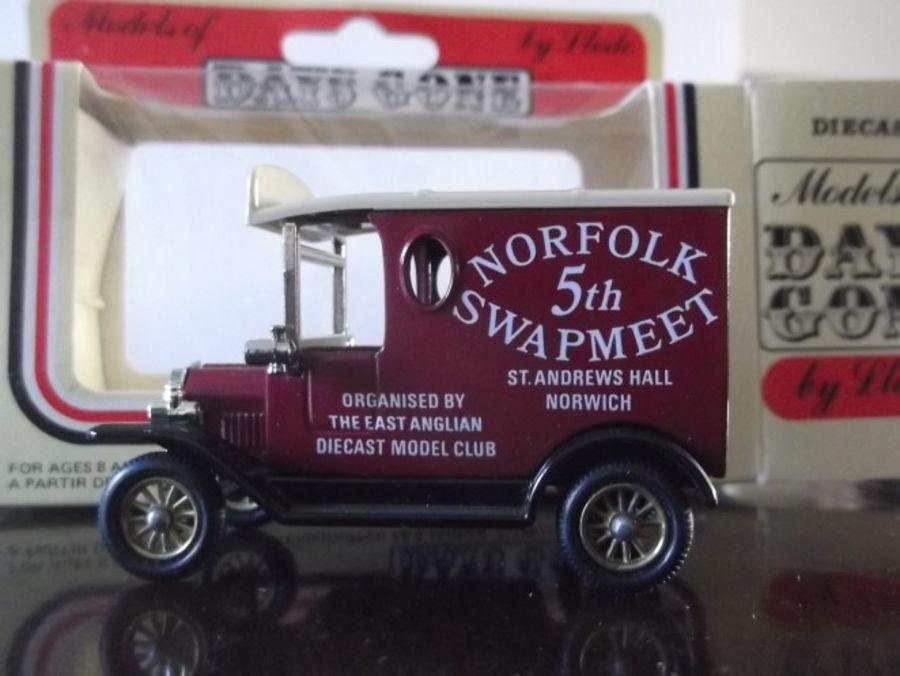 Code 3, DG06, Model T Ford Van, 5th Norfolk Swapmeet
