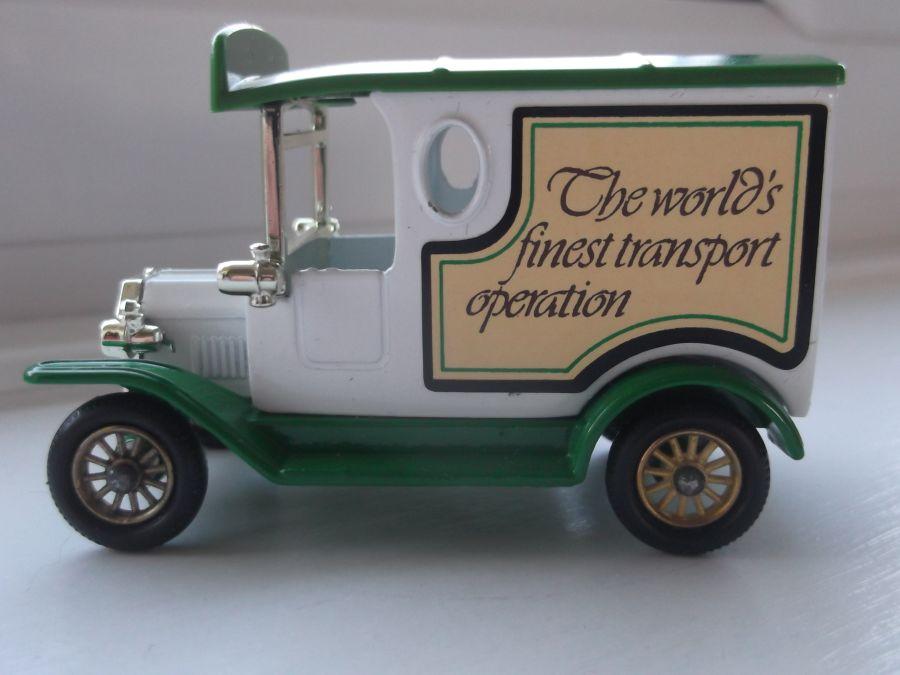Code 3, DG06, Model T Ford Van, Overdrive