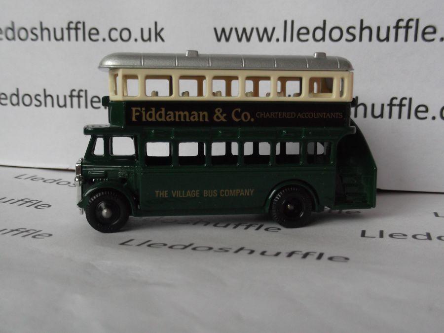Code 3, LP15, AEC Regent Bus, The Village Bus Company, Fiddaman & Co
