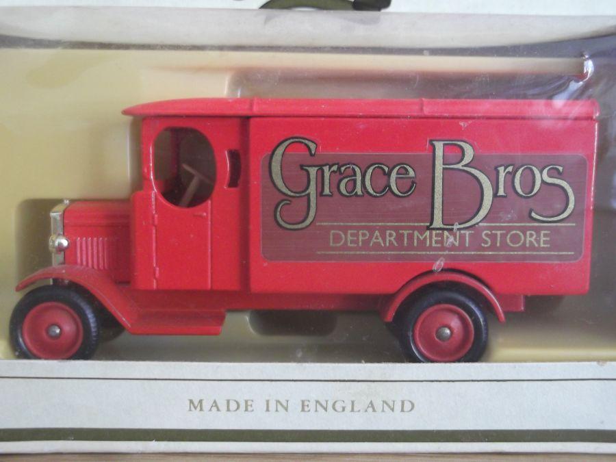 Code 3, LP43, Morris Van, Grace Bros Department Store