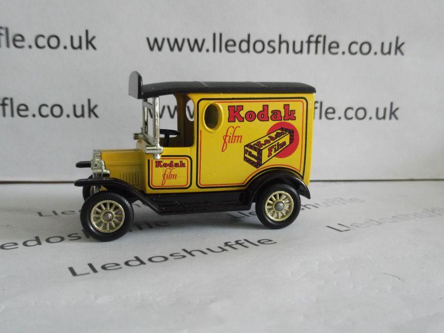 DG06024, Model T Ford Van, Kodak Film