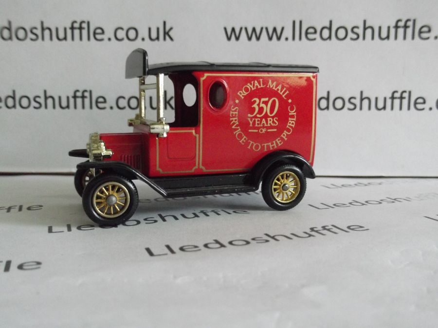 DG06043, Model T Ford Van, Royal Mail, 350 years of Service