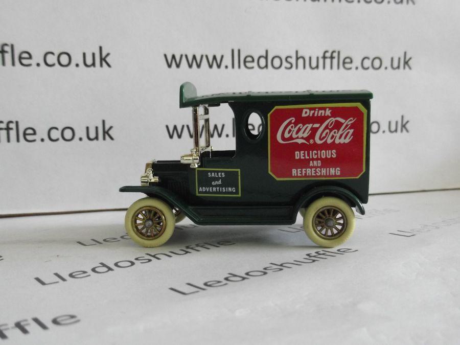 DG06054, Model T Ford Van, Coca Cola