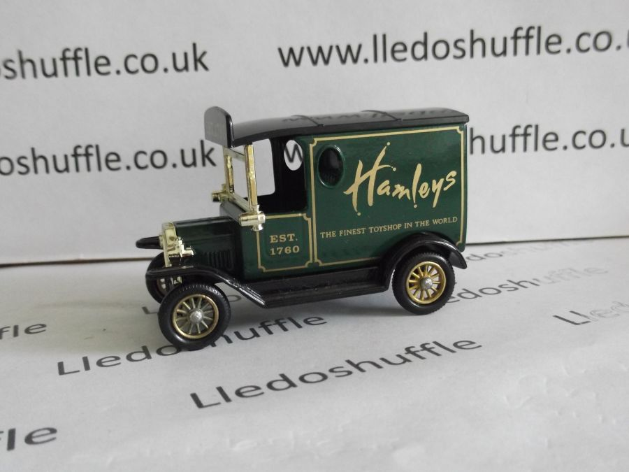 DG06064, Model T Ford Van, Hamleys