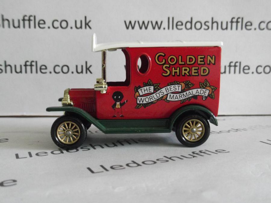 DG06068, Model T Ford Van, Golden Shred Marmalade