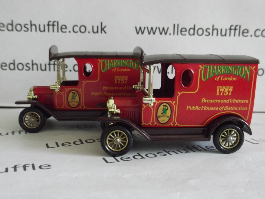 DG06069, Model T Ford Van, Charringtons