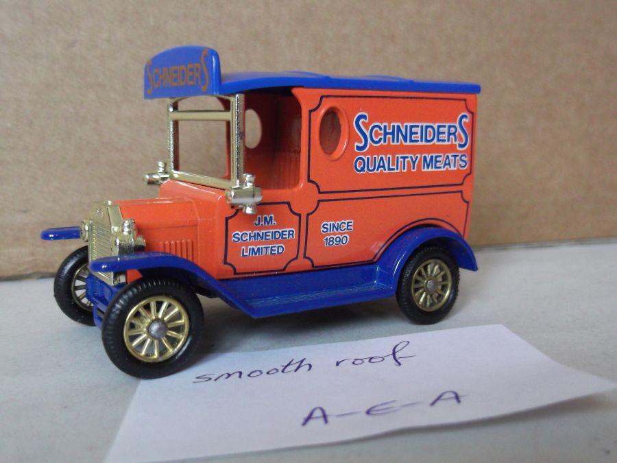 DG06089, Model T Ford Van, Schneiders Quality Meats