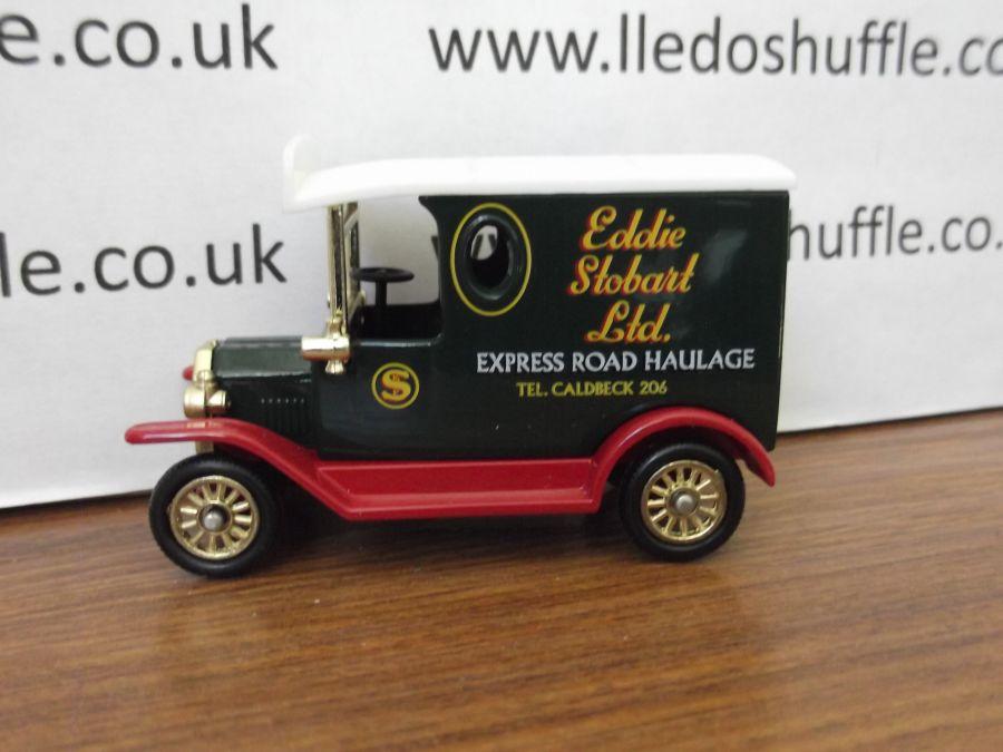 DG06190, Model T Ford Van, Eddie Stobart