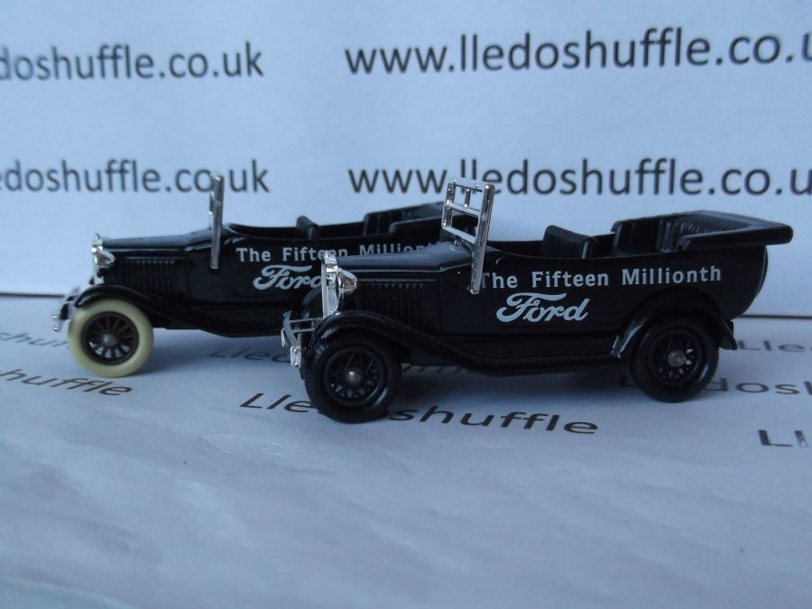 DG09003, Ford A Model Car, Fifteen Millionth Ford