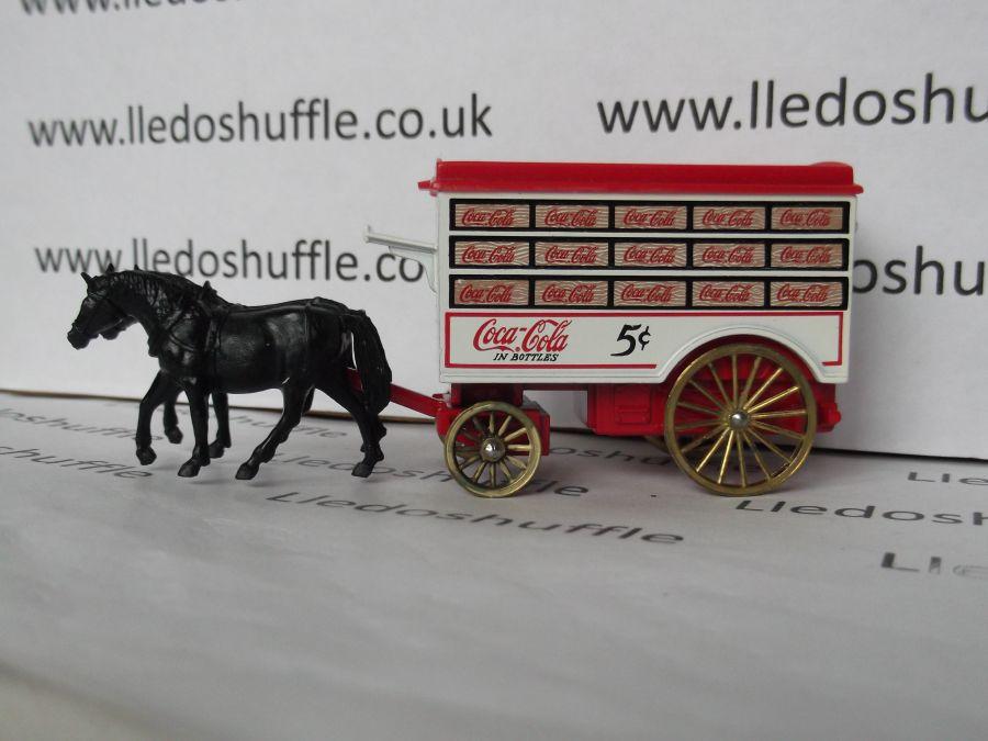 DG11007, H/D Removal Van, Coca Cola