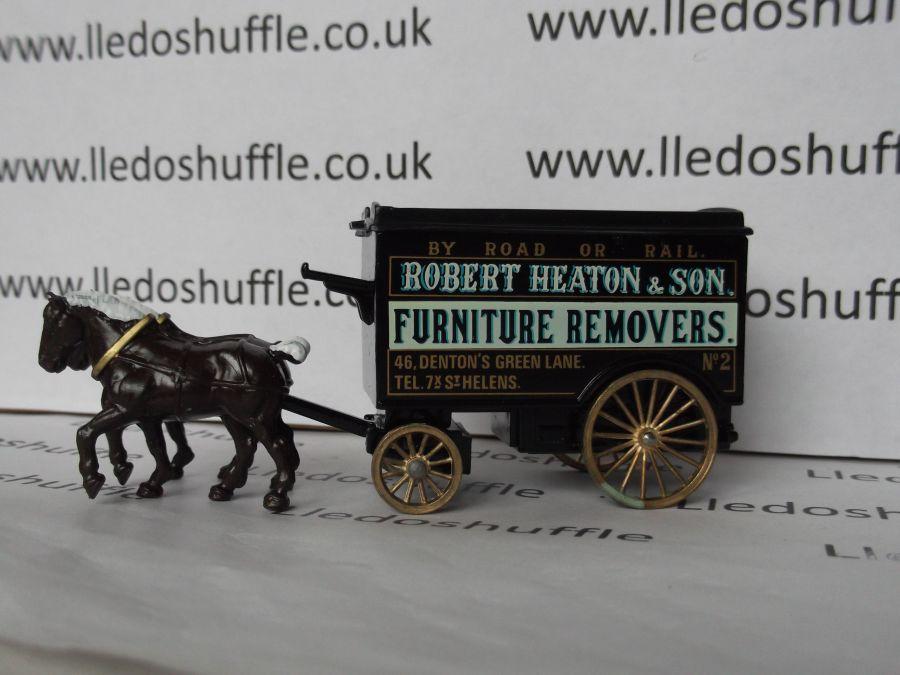 DG11017, H/D Removal Van, Robert Heaton